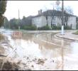 Порив водопроводу на вул.І.Сірка