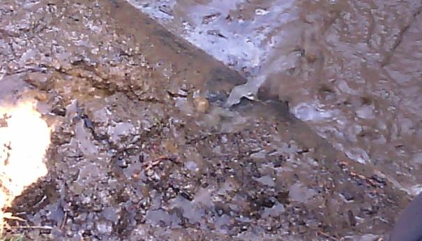 Погіршення водопостачання міста 09-10 березня 2018 року